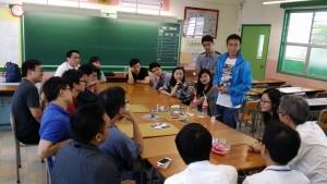與教師進行專業培訓-了解各樣毒品及吸食工具