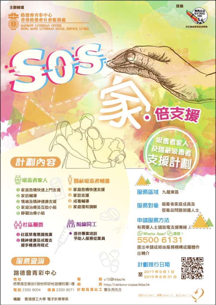 SOS project A3 poster
